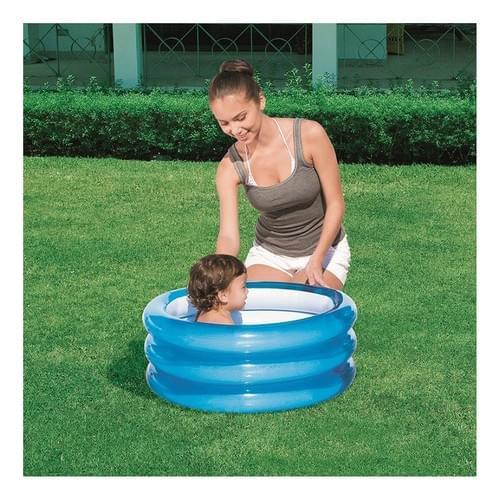 Bestway 3 ring baby pool