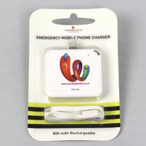 EMERGENCY POWER BANKS Emergency phone powerbank charger