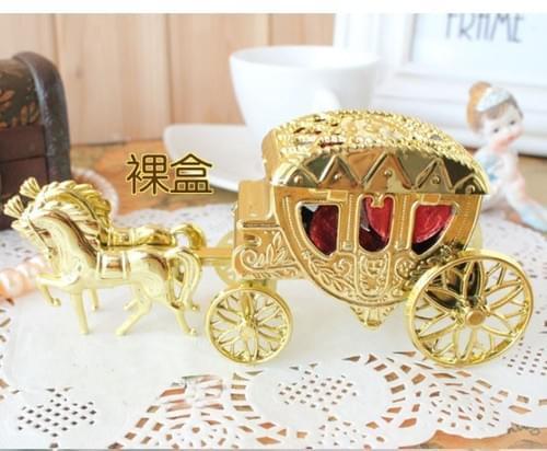 Cinderella Carriage Favour Box