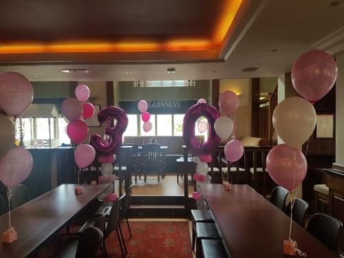 Balloon Bouquet's