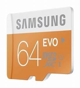 EVO sd card
