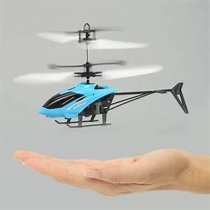 Induction Helicopter
