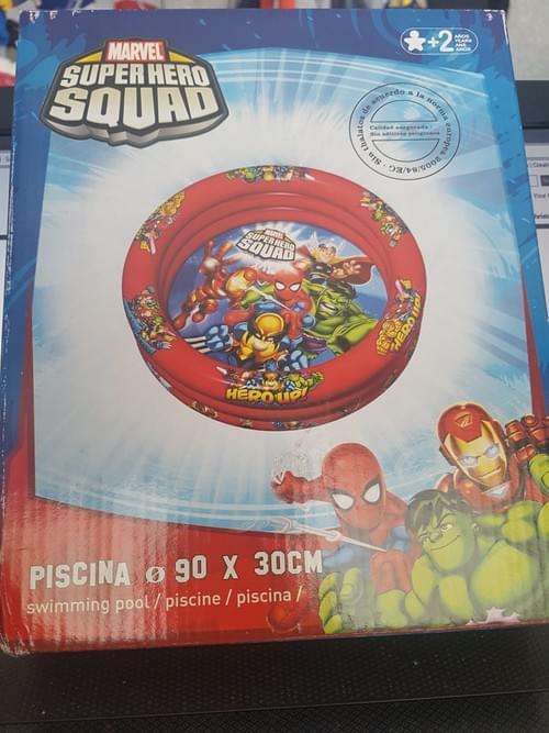 Marvel Super hero pool