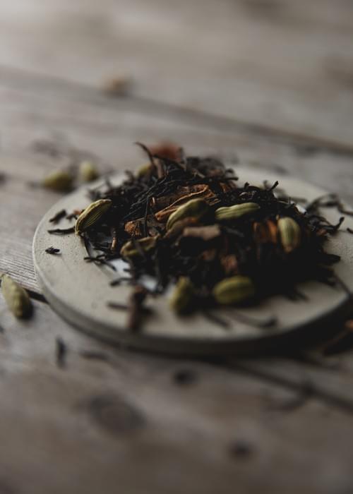 Super Chaï (Yunnan, Chine & épices d'Inde) 50 ou 100gr