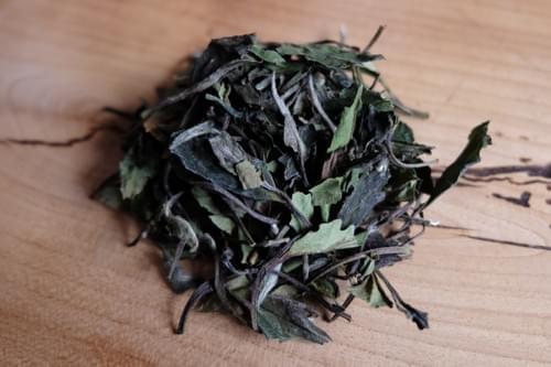 Thé blanc Bai Mu Dan (Fuding, Chine) 40g