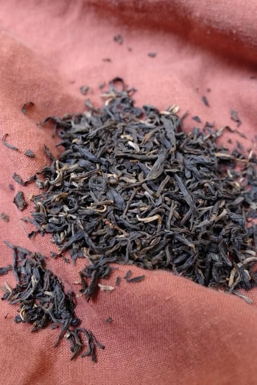 Thé noir Ban Lien (Lao Cai, Vietnam) 50 ou 100gr