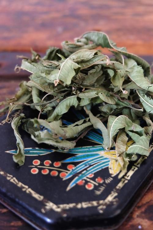 Verveine citronnée (Maroc) 20g