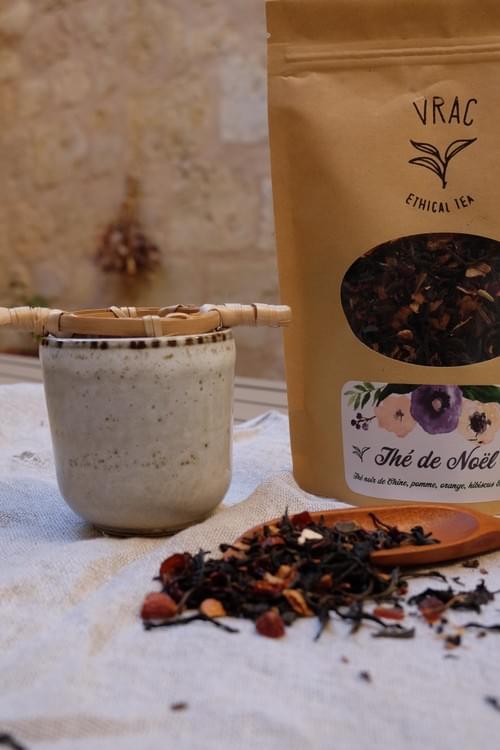 # Pack de Noël # (trio thé + tasse+ infuseur)