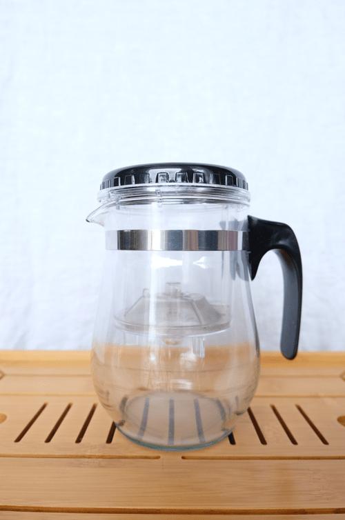 "Théière en verre ""press"" 500ml"