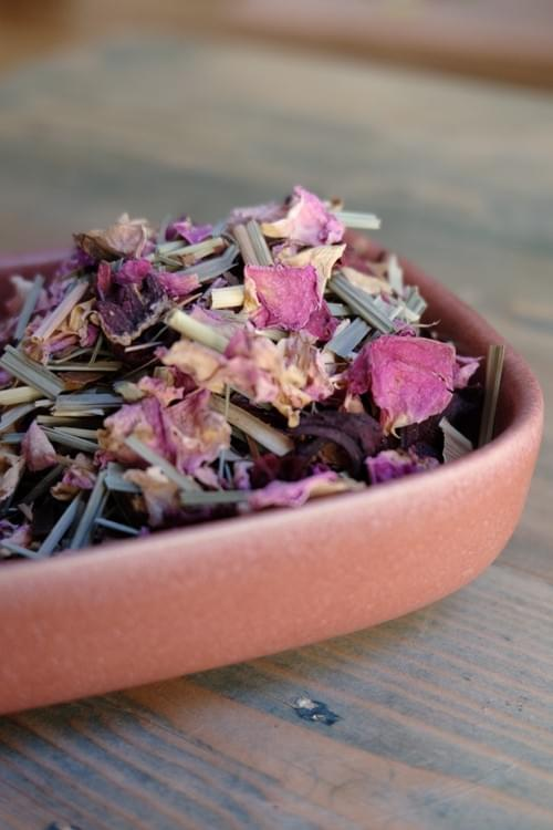 Duo infusions d'hiver à l'hibiscus