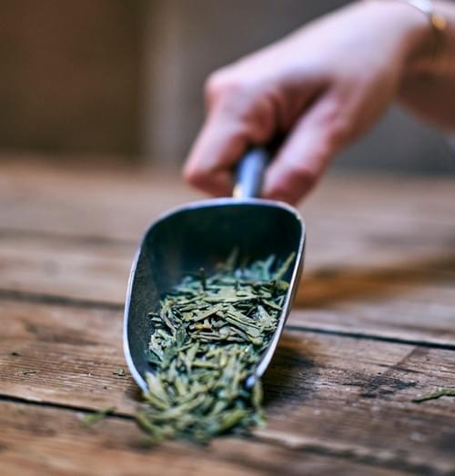 Thé vert Long Jing Dragonwell (Zhejiang, Chine) 50 ou 100gr