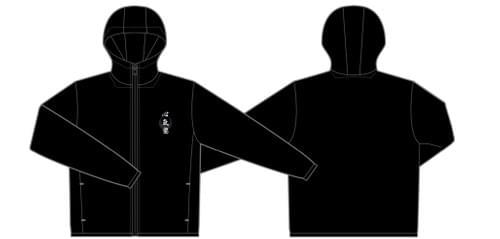 心氣塾 パーカージャケット/ Shinkijuku Jacket