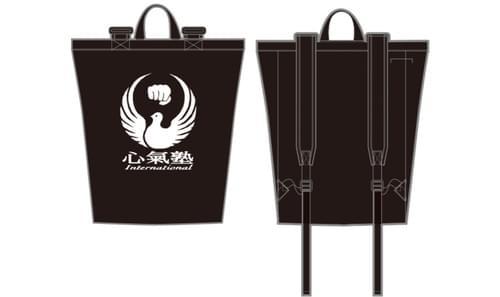 心氣塾バックパック/Shinkijuku Back Pack