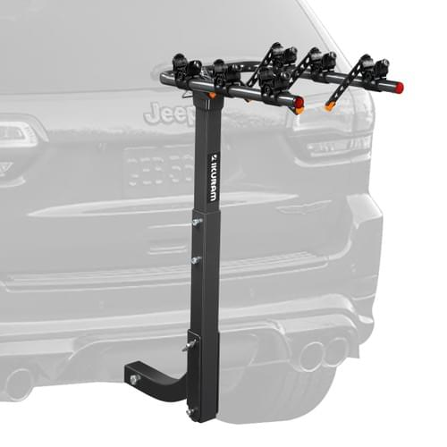 IKURAM 3 Bicycle Car Carrier Rear Rack