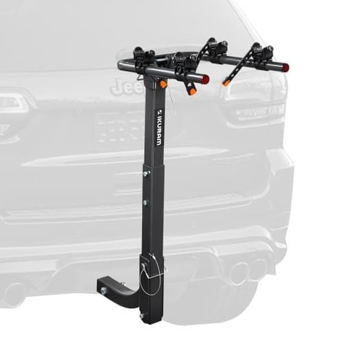 IKURAM 2 Bicycle Carrier Car Rear Rack