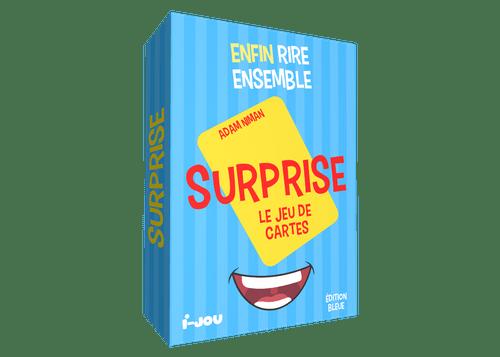 𝙋𝙍𝙀𝘾𝙊𝙈𝙈𝘼𝙉𝘿𝙀 SURPRISE le jeu de cartes pour enfin rire ensemble