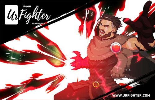 UrFighter® : Le Jeu de Cartes de Combat shōnen en Temps réel