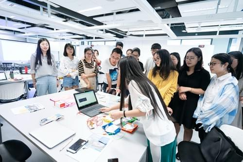 Workshop - Design Thinking For Students