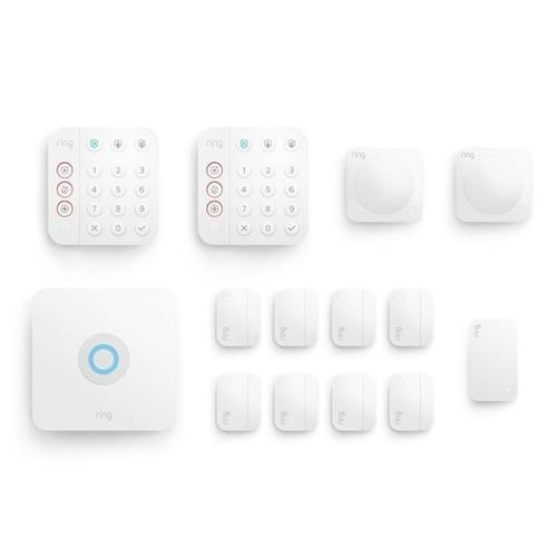 Ring Alarm Security Kit, 14 Piece