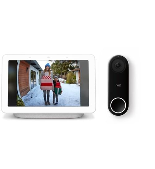 Google Nest Hello Video Camera Doorbell