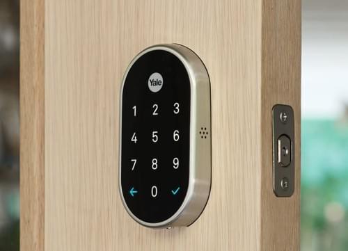 Next X Yale Smart Lock