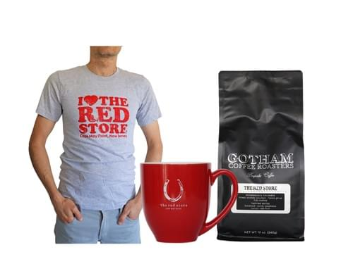 I ♥ The Red Store Combo