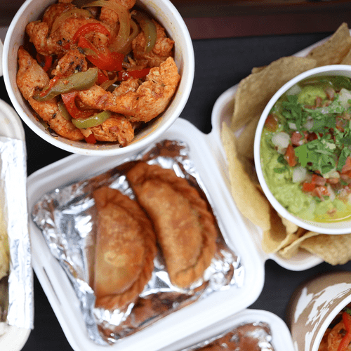MEXICAN FIESTA Family Style Takeout