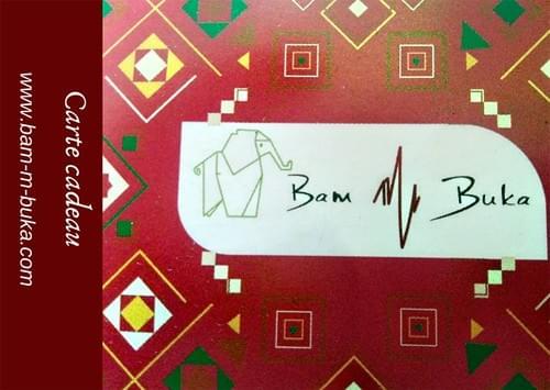 Idées Cadeaux Maison Bam M Buka