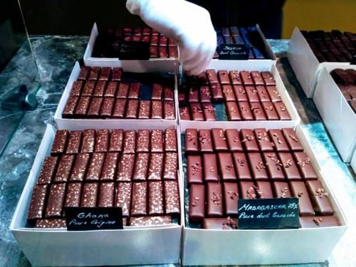 High-end Chocolate Degustation Tour & Delicious Belgian Chocolate Workshop