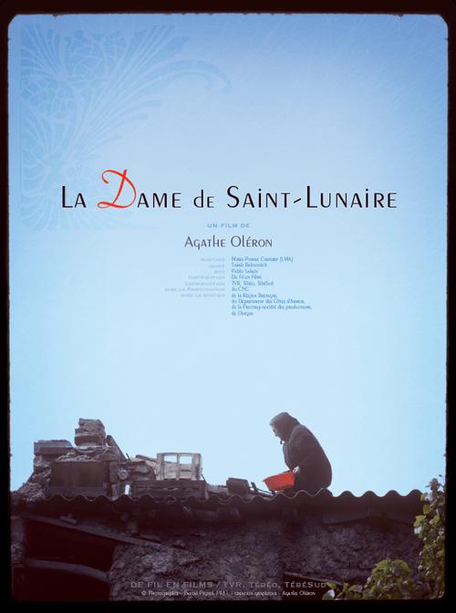 Affiche du film La Dame de Saint-Lunaire de Agathe Oléron