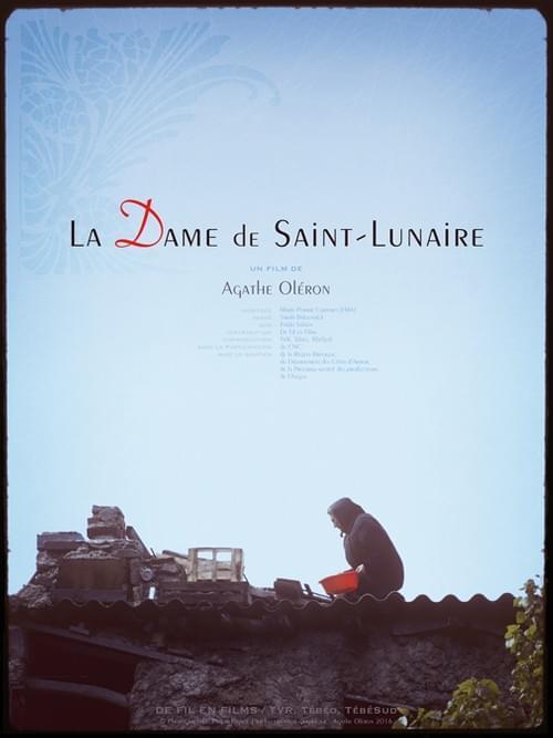 DVD + Bonus du film La Dame de Saint Lunaire