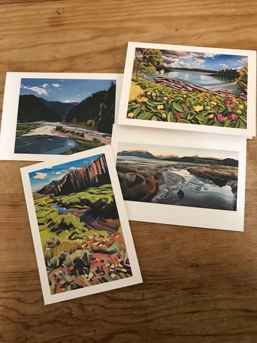 The Confluence Greeting Card Pack (*shipping included within the U.S.)