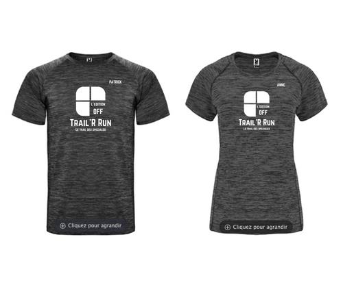 T-shirt Trail'R Run édition OFF