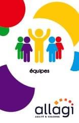 """""""La Spirale"""" -Le jeu pour les équipes"""