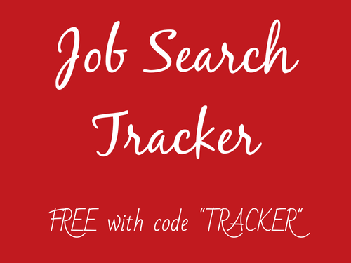 Job Search Tracker