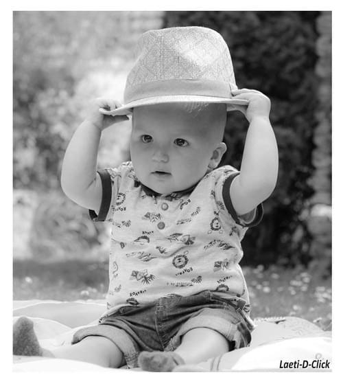 Séance photos de 6 mois à 3 ans  1 Heure