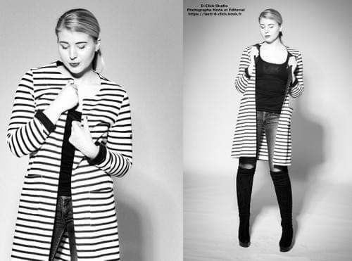 BOOK PRO TYPE 4  + Référencement et accompagnement en agences de Mannequins