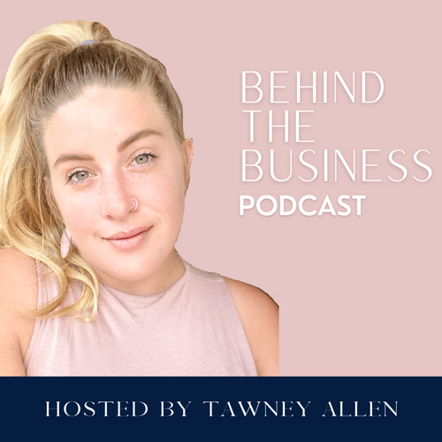 Licensed Copy of Behind The Business Podcast Interview