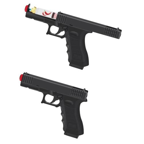 GD-105 Pepper Gun Black