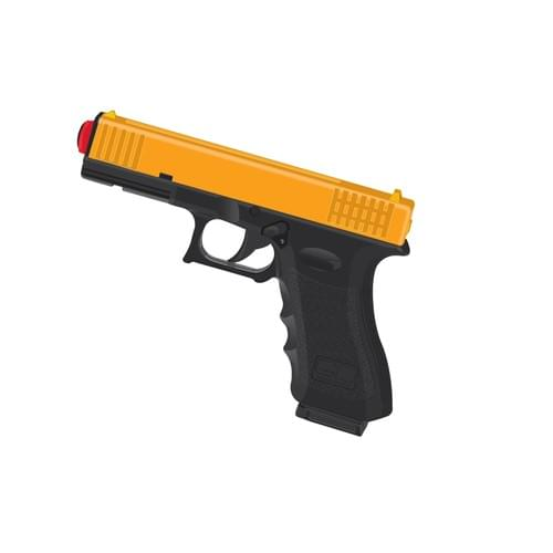 GD 105 Peppergun - Orange Slide