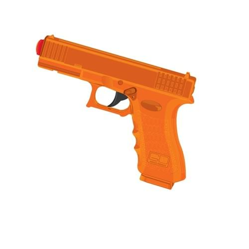 GD-105 Pepper Gun Full Orange