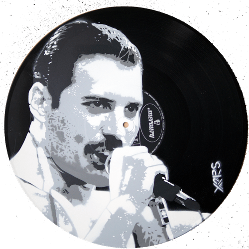 Freddie sur vinyle 33t Mercury