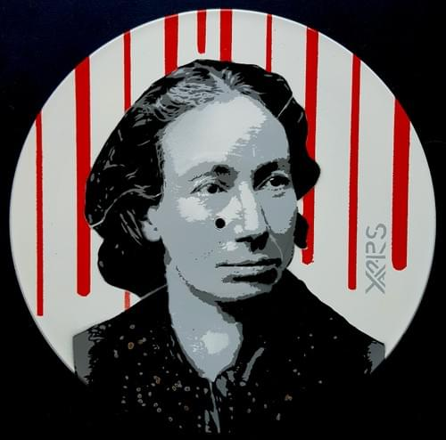 Louise Michel/ Semaine Sanglante White