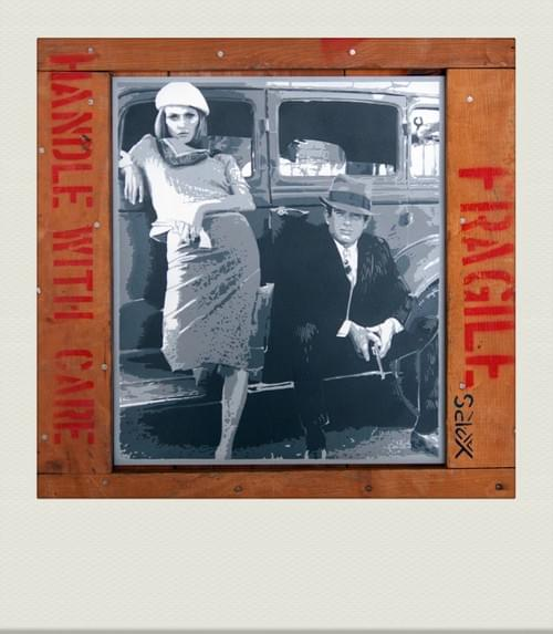 Pola Bonnie and Clyde