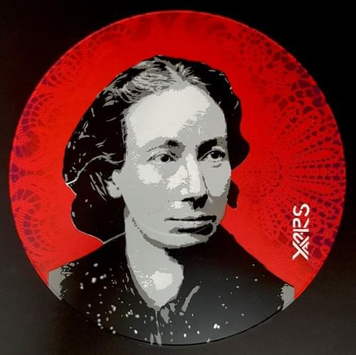 Louise Michel / Vinyls dentelle