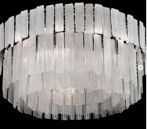 A monumental 20th Chandelier/DIMENSIONS H 88.59 in. x Dm 35.44 in. H 225 cm x Dm 90 cm DIAMETER 35.4