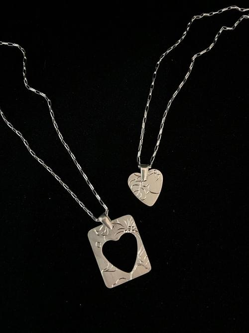 Aren't We a Pair; Necklace Set