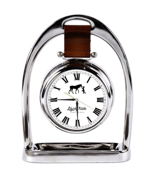 LFS Desk Clock