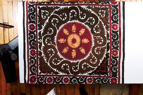 Vintage Suzani from Uzbekistan