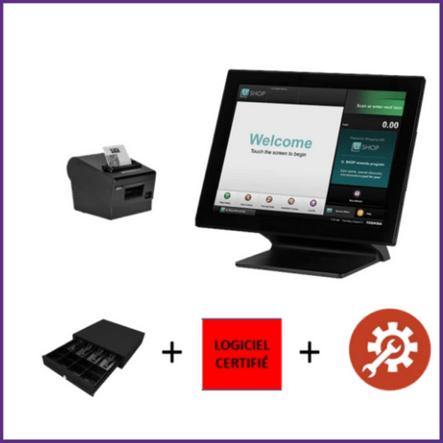 Pack Toshiba T10